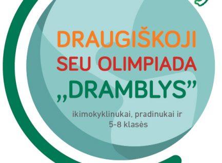 "Draugiškoji SEU olimpiada ""Dramblys"" 2021"